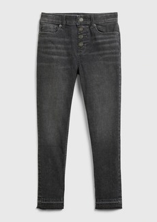 Gap Kids High Rise Ankle Jeggings with Max Stretch