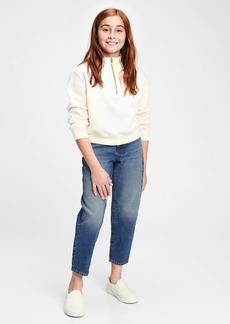 Gap Kids High-Rise Barrel Jeans