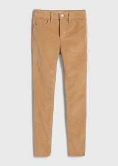 Gap Kids High Rise Cord Jeggings
