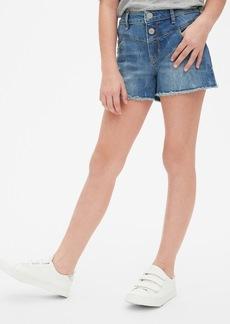 Gap Kids High Rise Shortie Shorts