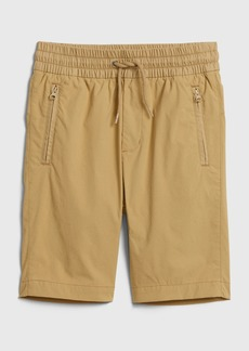 Gap Kids Hybrid Pull-On Shorts with Quick Dry
