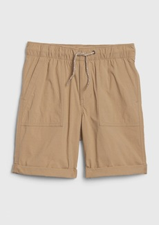 Gap Kids Hybrid Pull-On Shorts with QuickDry