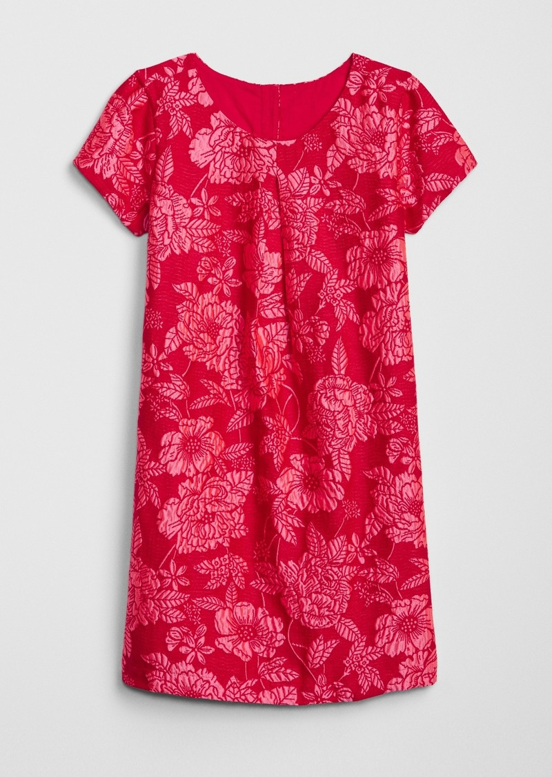 Gap Kids Jacquard Dress