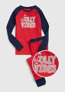 Gap Kids Jolly PJ Set