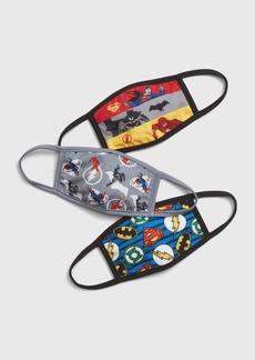 Gap Kids Justice League Face Mask (3-Pack)