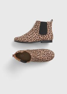 Gap Kids Leopard Booties