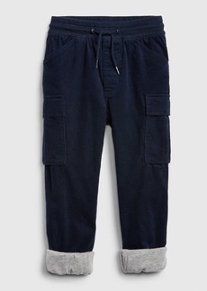 Gap Kids Lined Cord Joggers
