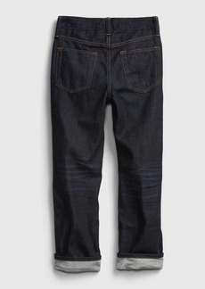 Gap Kids Lined Straight Jeans