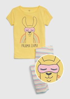 Gap Kids Llama PJ Set
