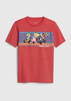 Gap Kids Mario Graphic T-Shirt