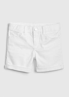 Gap Kids Midi Shorts in Stain-Resistant