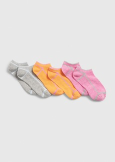 Gap Kids No-Show Socks (3-Pack)