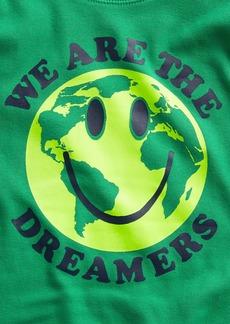 Gap Kids 100% Organic Cotton Earth Graphic PJ Set