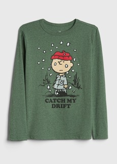 Gap Kids Peanuts Graphic T-Shirt