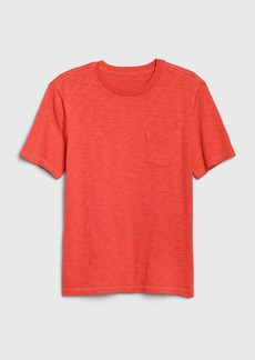 Gap Kids Pocket Short Sleeve T-Shirt