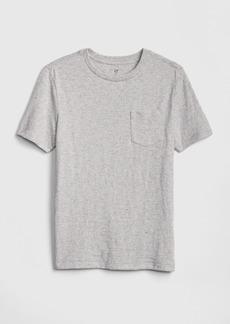 Gap Kids Pocket Short Sleeve T-Shirt
