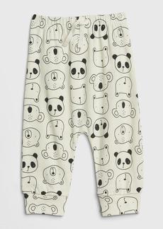 Gap Kids Print Jersey Pull-On Pants