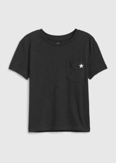 Gap Kids Print Pocket T-Shirt