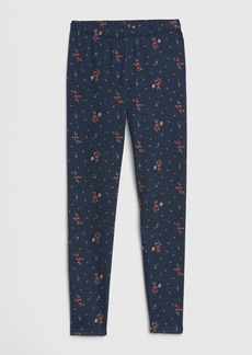 Gap Kids Print Stretch Jersey Leggings