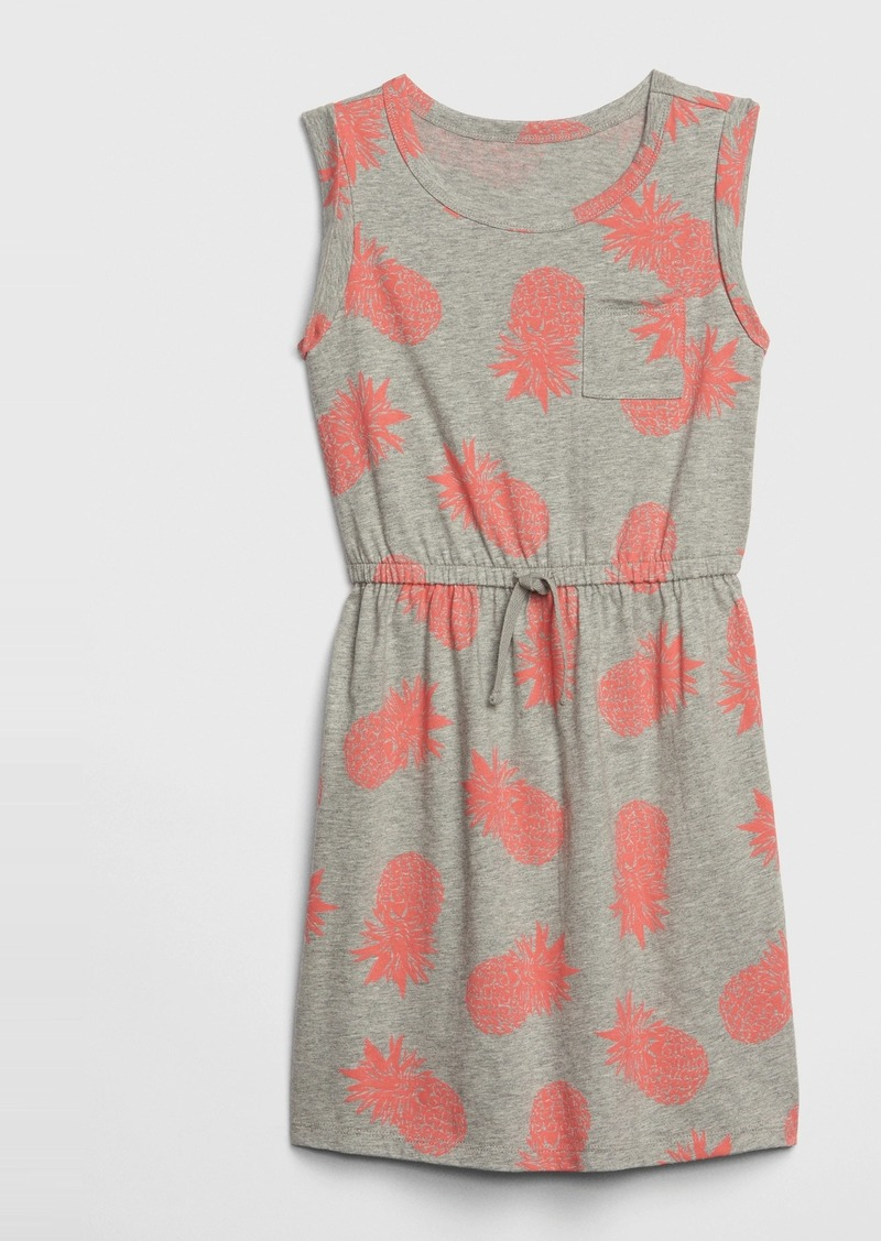 Gap Kids Print Tank Dress