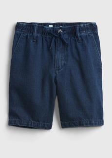 Gap Kids Pull-On Denim Shorts with Washwell&#153