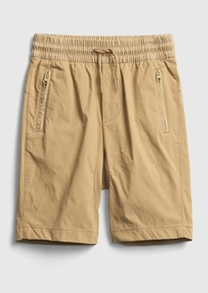 Gap Kids Pull-On Hybrid Shorts with QuickDry.