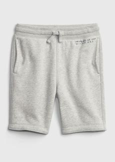 Gap Kids Logo Pull-On Shorts
