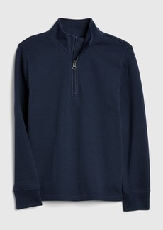 Gap Kids Quarter-Zip Sweater