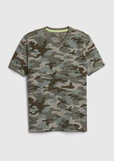 Gap Kids Short Sleeve Pocket T-Shirt