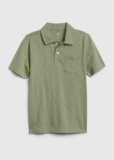 Gap Kids Short Sleeve Polo Shirt