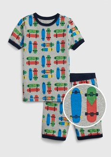Gap Kids Skateboard PJ Set