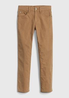 Gap Kids Skinny Canvas Khakis