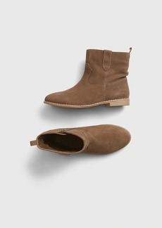 Gap Kids Slouchy Ankle Boots