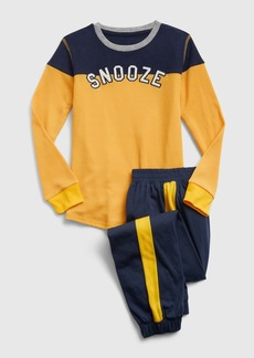 Gap Kids Snooze Jogger PJ Set
