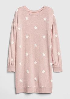 Gap Kids Softspun Print Dress