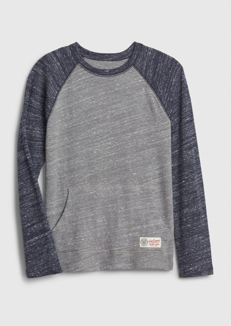 Gap Kids Softspun Raglan T-Shirt