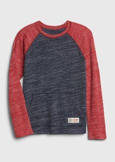 Gap Kids Softspun Raglan T-Shirt
