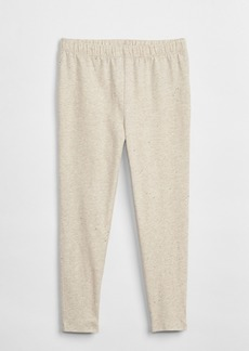 Gap Kids Sparkle Leggings in Stretch Jersey