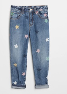 Gap Kids Star Girlfriend Jeans