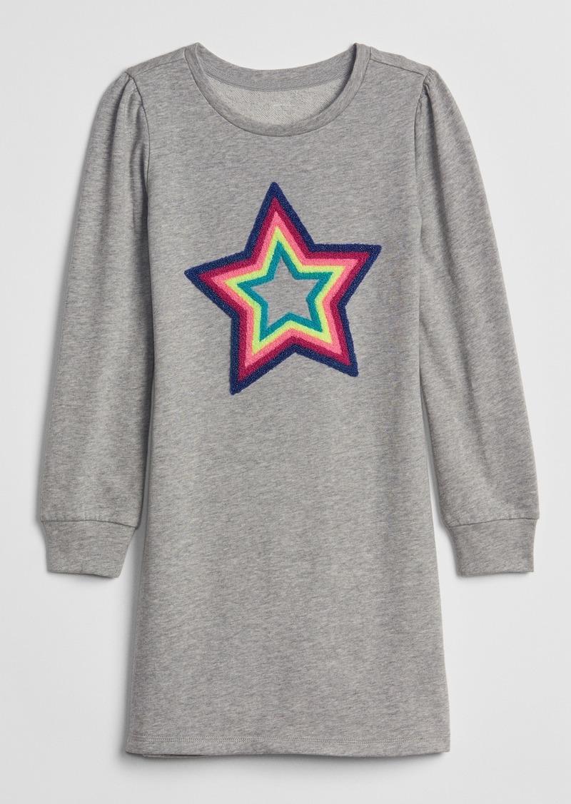 Gap Kids Star Graphic Dress