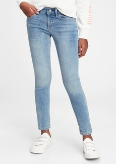 Gap Kids Super Skinny Ankle Jeans with Stretch