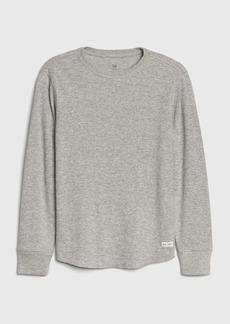 Gap Kids Waffle-Knit T-Shirt