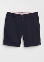 Gap Kids Uniform Midi Shorts