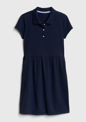 Gap Kids Uniform Short Sleeve Polo Dress