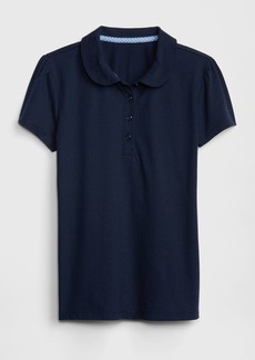 Gap Kids Uniform Short Sleeve Polo Shirt