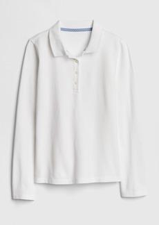Gap Kids Uniform Stretch Polo Shirt