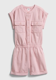 Gap Kids Utility Rompers