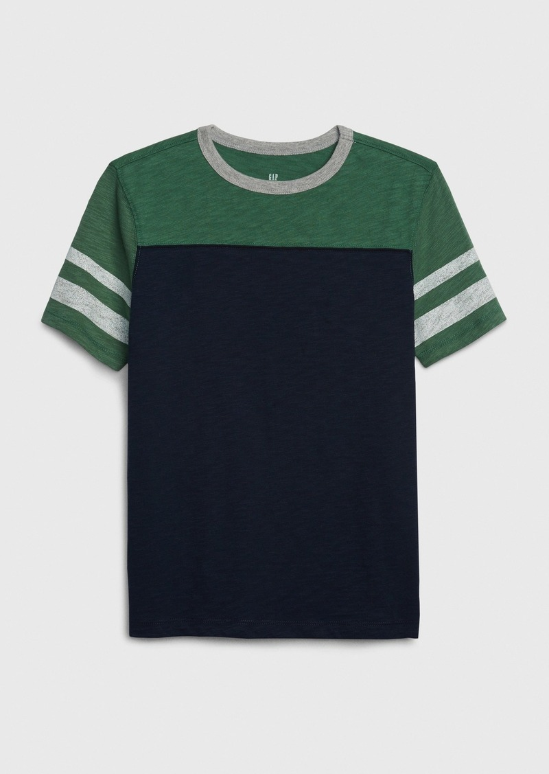 Gap Kids Varsity Short Sleeve T-Shirt