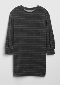 Gap Kids Velvet Sweater Dress