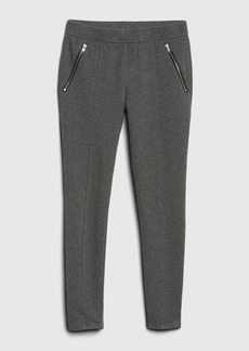 Gap Kids Zip Ponte Pants
